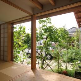 関屋大川前の家