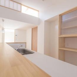 キッチン (中山の家)