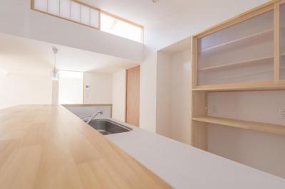 中山の家 (キッチン)