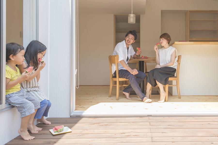 加藤淳 一級建築士事務所「中山の家」