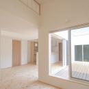 加藤淳 一級建築士事務所の住宅事例「中山の家」