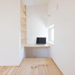 2階書斎スペース