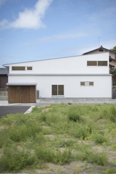 五十嵐の家03 (外観)