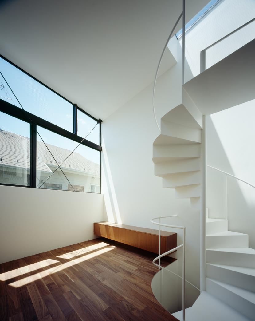 建築家:黒崎敏「RIP」