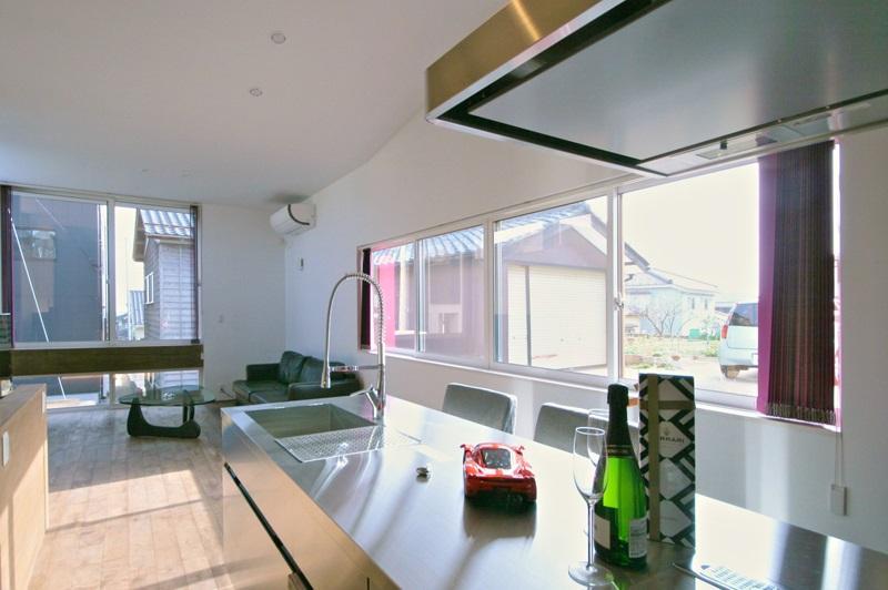 五十嵐の家03 (キッチン)