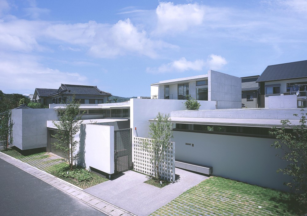 東谷山の住宅 II (外観2)
