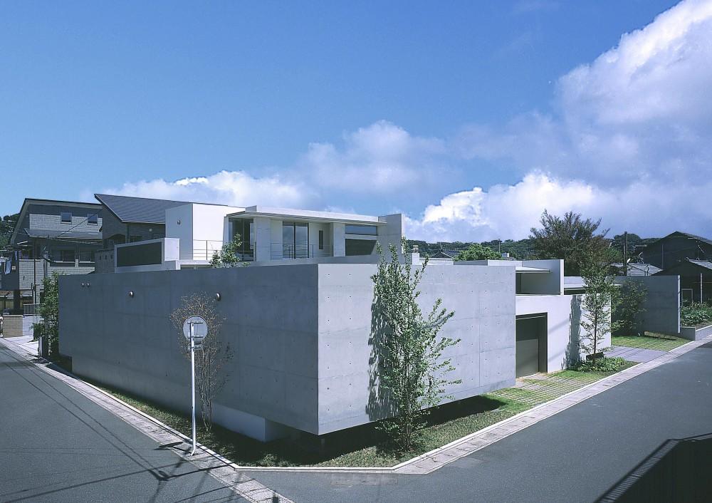 東谷山の住宅 II (外観3)