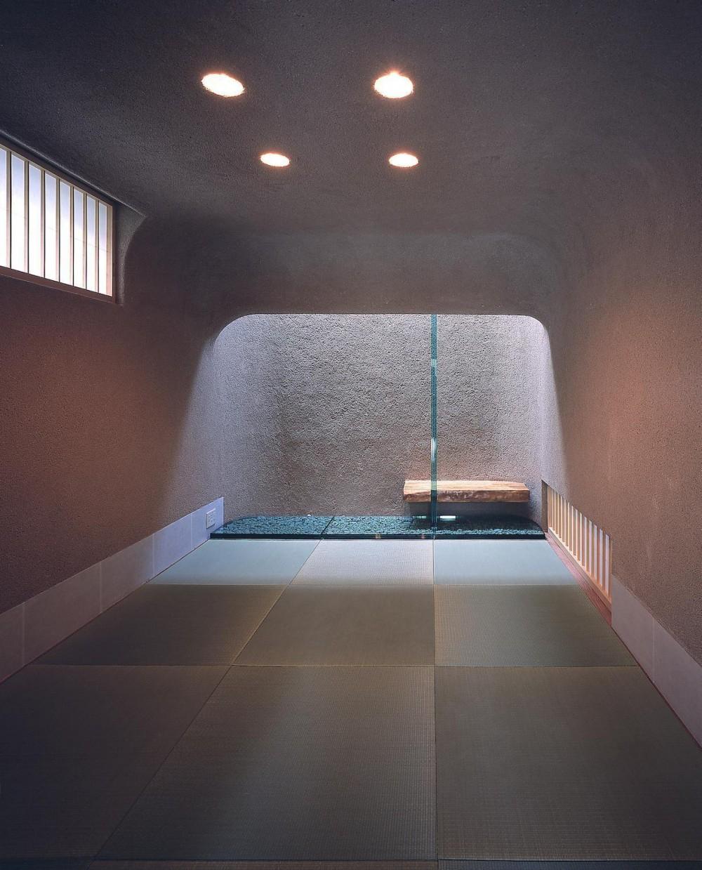 東谷山の住宅 II (和室・床の間)