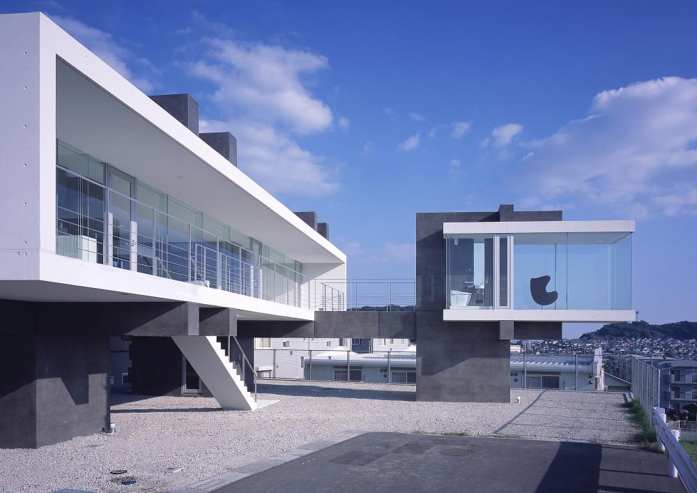 中山の住宅 (外観2)