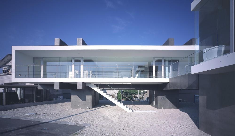 中山の住宅 (外観3)