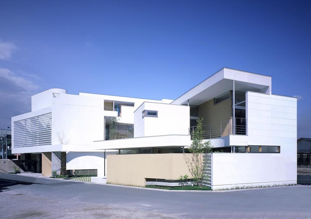 薬師の住宅 (外観2)