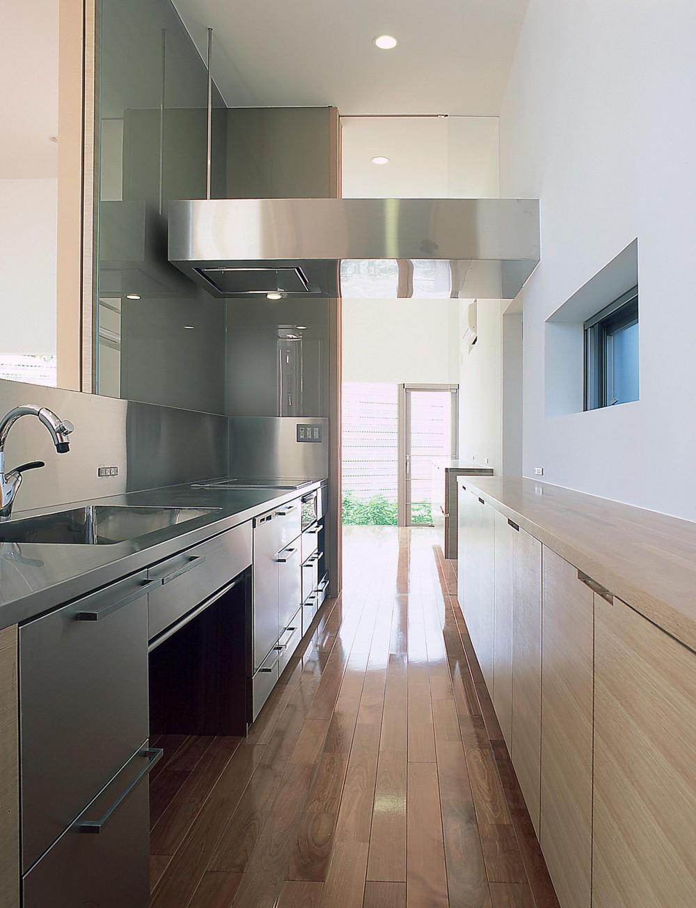 薬師の住宅 (キッチン)