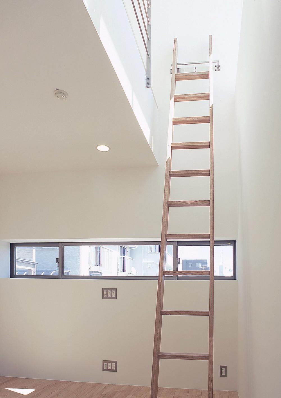 薬師の住宅 (2階子供部屋)