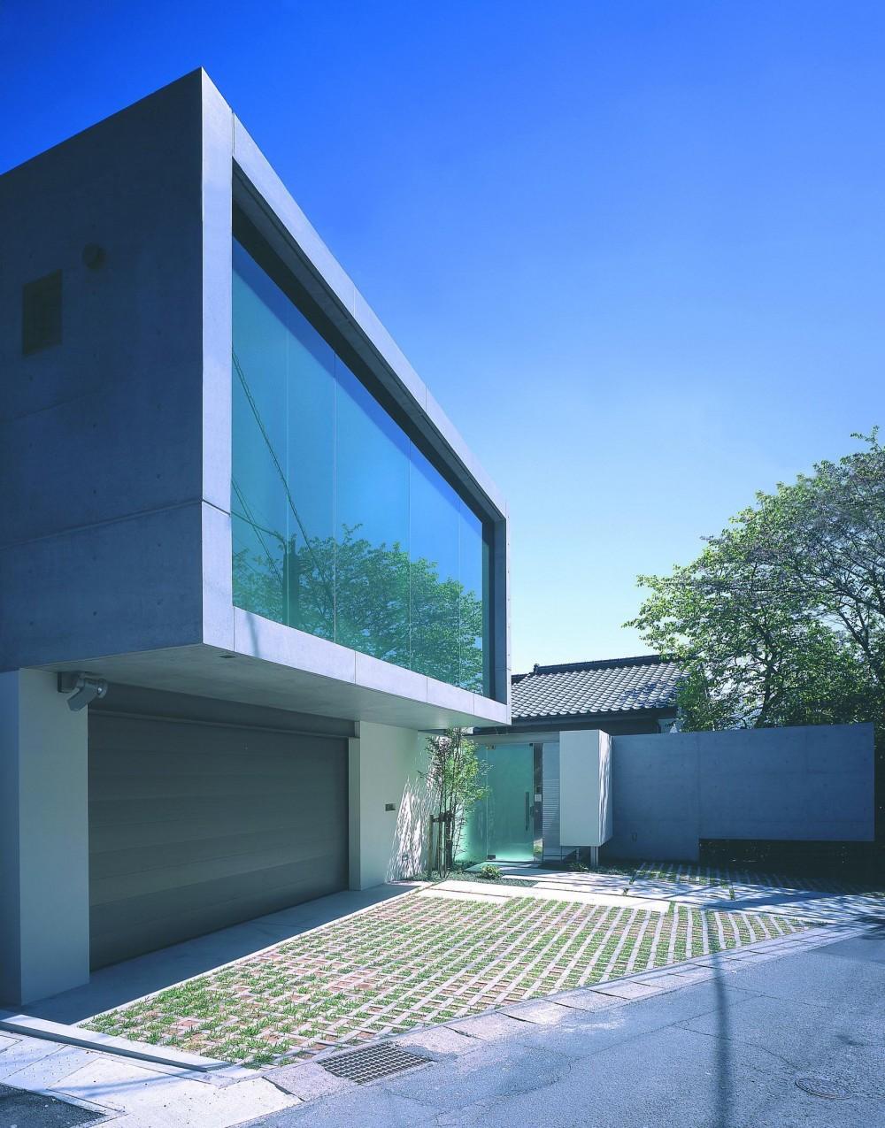 長田町の住宅 (外観3)