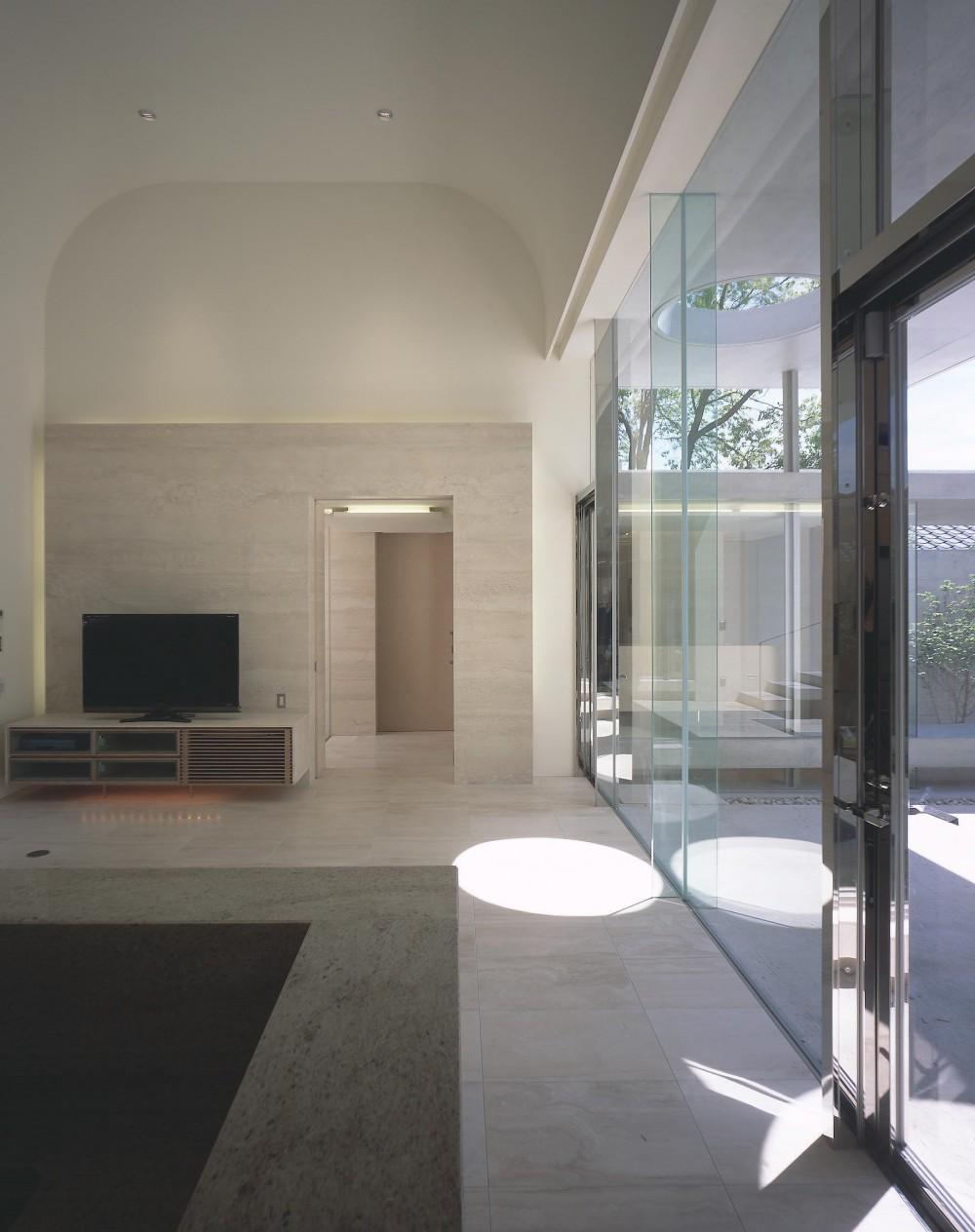 長田町の住宅 (リビング・ダイニングキッチン2)