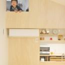 加藤淳 一級建築士事務所の住宅事例「江南の家」
