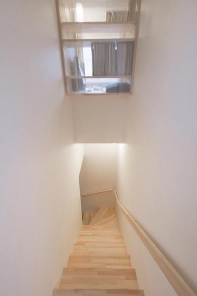 江南の家 (階段)
