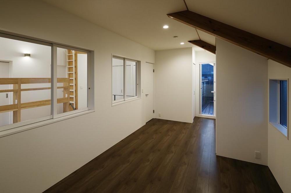 祖師谷ーY邸 (寝室2)