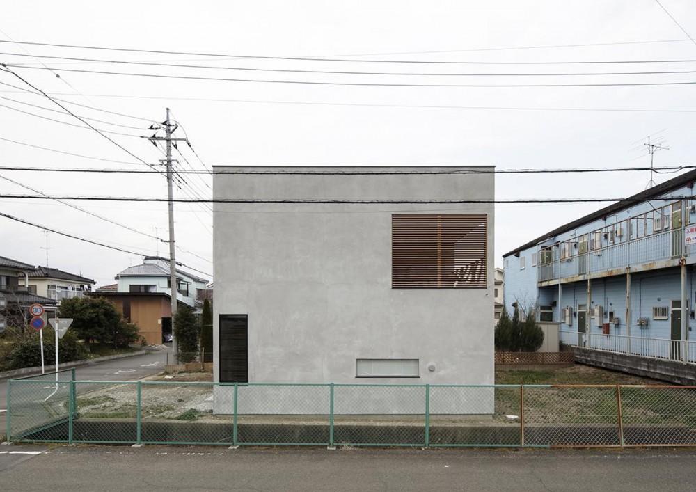 外観 (陶芸家の家)