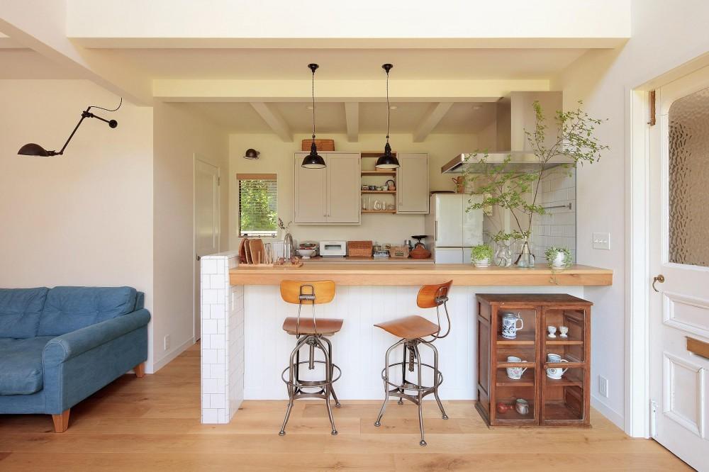 キッチン (本とともに暮らす家)