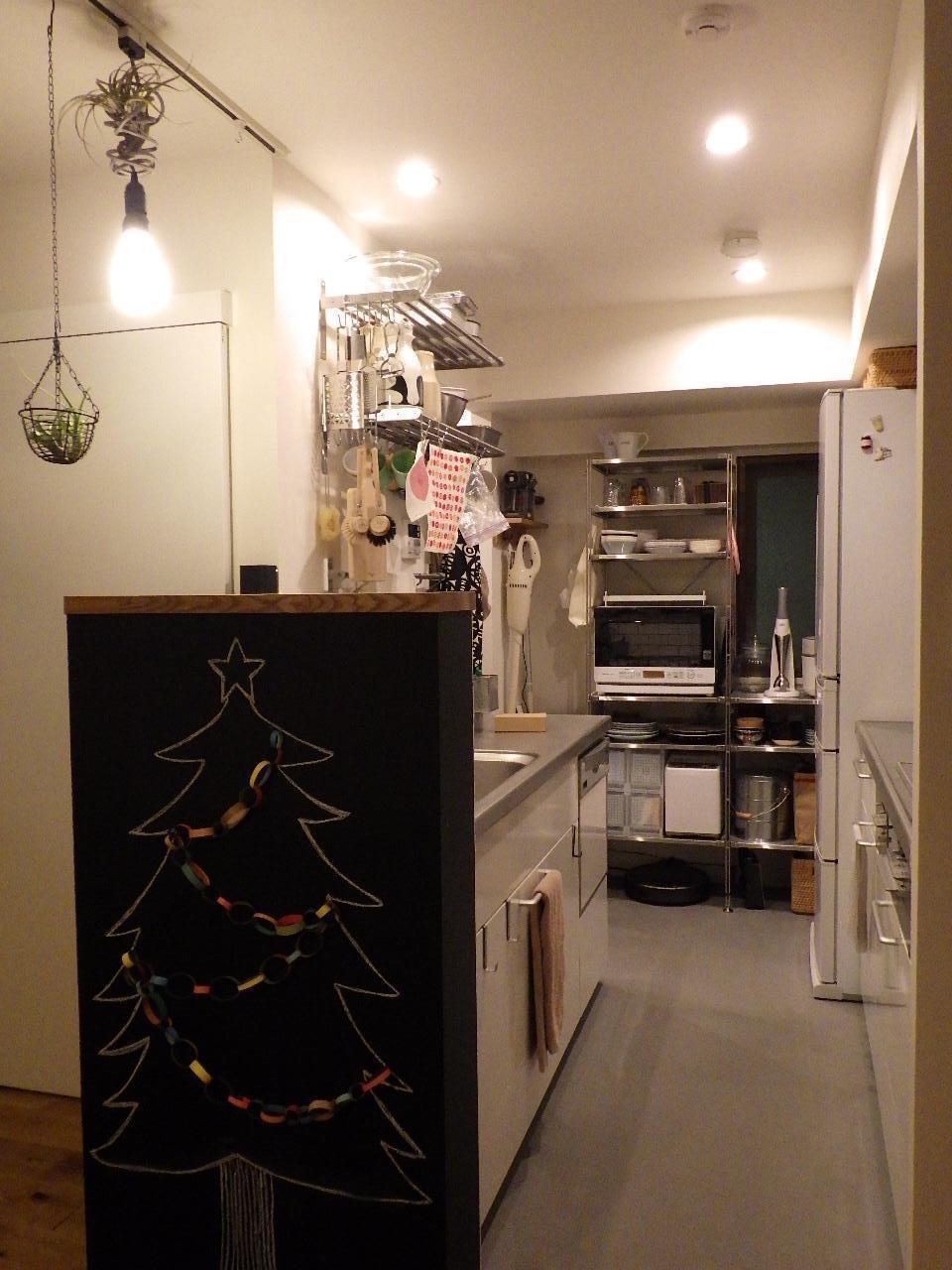 キッチン事例:Kitchen(S様邸)