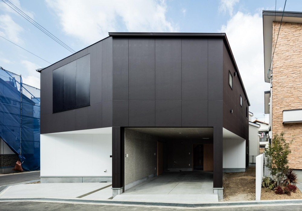 AK-house (外観2)