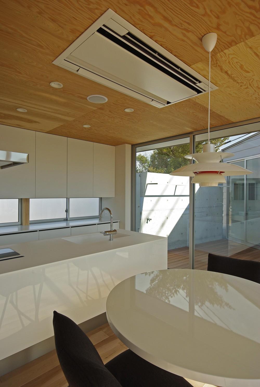 小島の家 (キッチン)