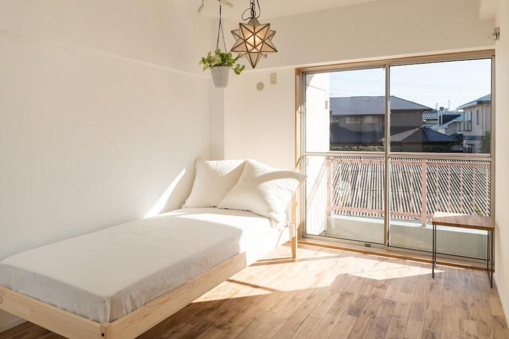 土間のあるヴィンテージマンション (Bed Room)