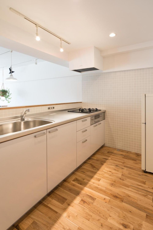 土間のあるヴィンテージマンション (Kitchen)
