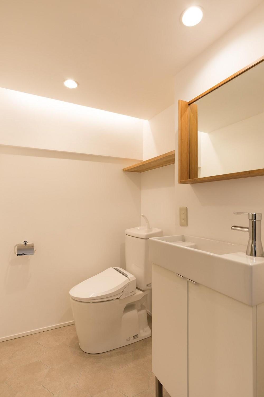 土間のあるヴィンテージマンション (Bath Room)