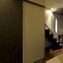 アジアンリゾートを自分の家に/風の家の写真 玄関
