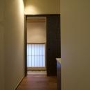 アジアンリゾートを自分の家に/風の家の写真 廊下