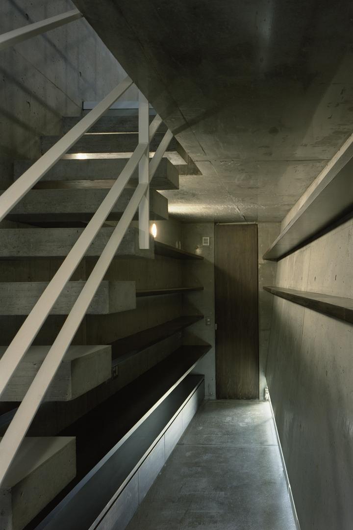 建築家:宮田聡夫 / 牧島哲郎「夏目坂の家」