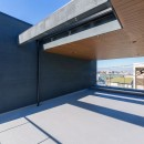 エグセファームの住宅事例「ビルトインガレージのある都市型住宅」