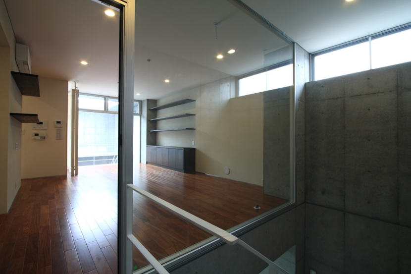 市川の家の写真 リビングルーム