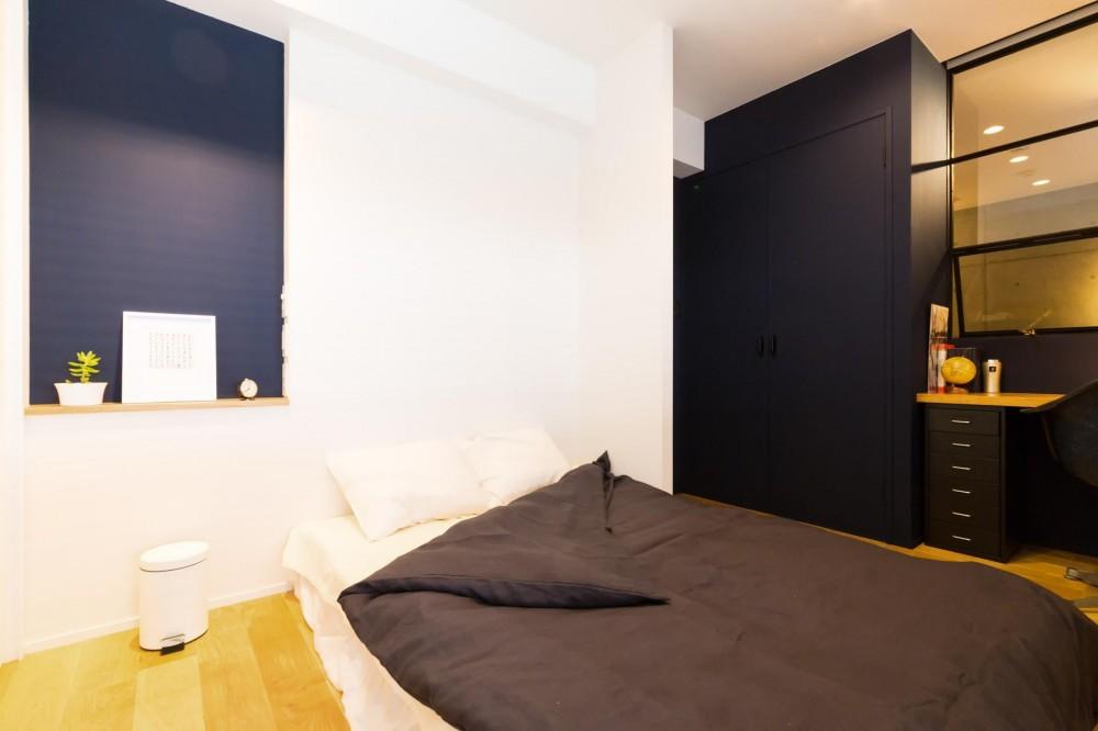 素材も空間も贅沢に使ったオトナ男子のヴィンテージ空間 (fin.)