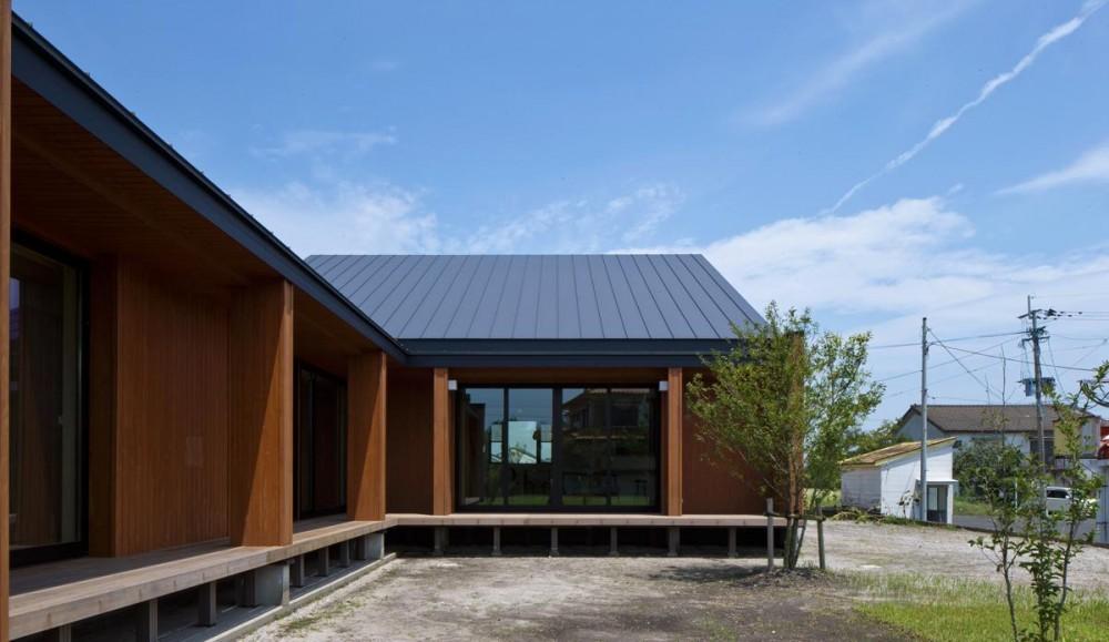鹿屋の家 (南外観)