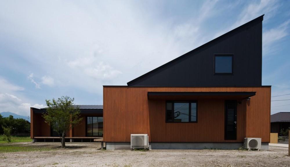 鹿屋の家 (東外観)