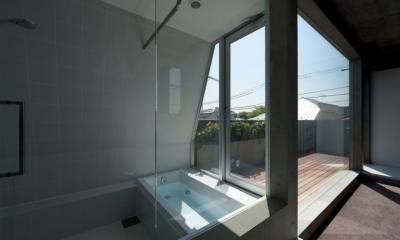 福生の家 (浴室)