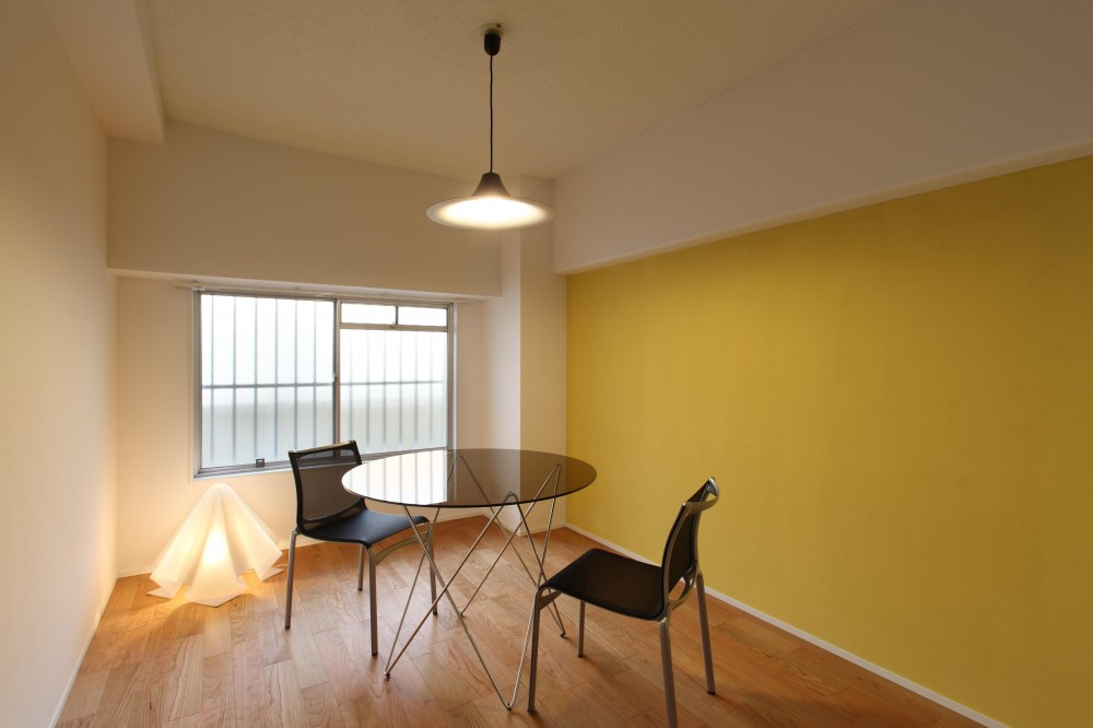 内装に拘ったLDK空間でひとり暮らしをとことん楽しむ。 (洋室)