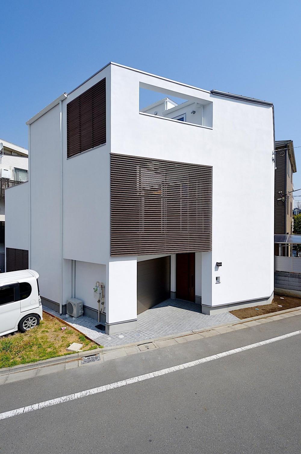 HNS-House (外観)