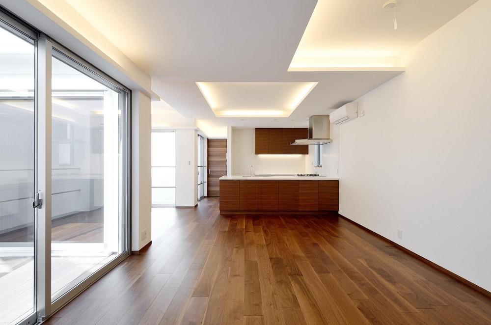 HNS-House (リビング・ダイニング・キッチン)