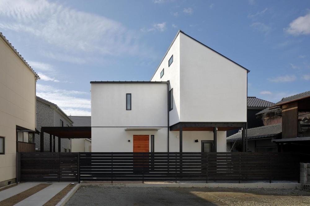 本町の家(H邸) (北側外観)
