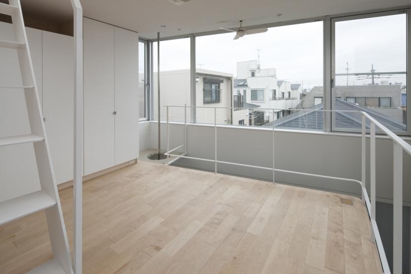 東松原のコーポラティブハウスCの写真 ベッドルーム