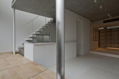キッチン (東松原のコーポラティブハウスC)