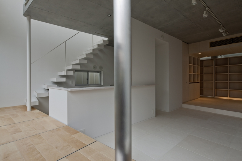 東松原のコーポラティブハウスCの部屋 キッチン