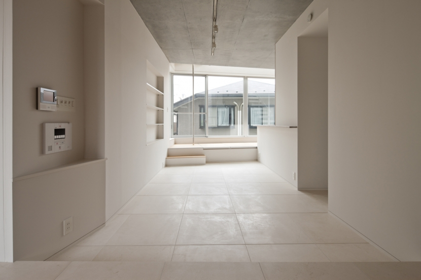 東松原のコーポラティブハウスCの部屋 リビング