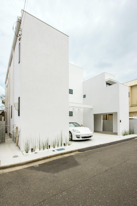 建築家:ウィズ・ワン「東京の住宅」