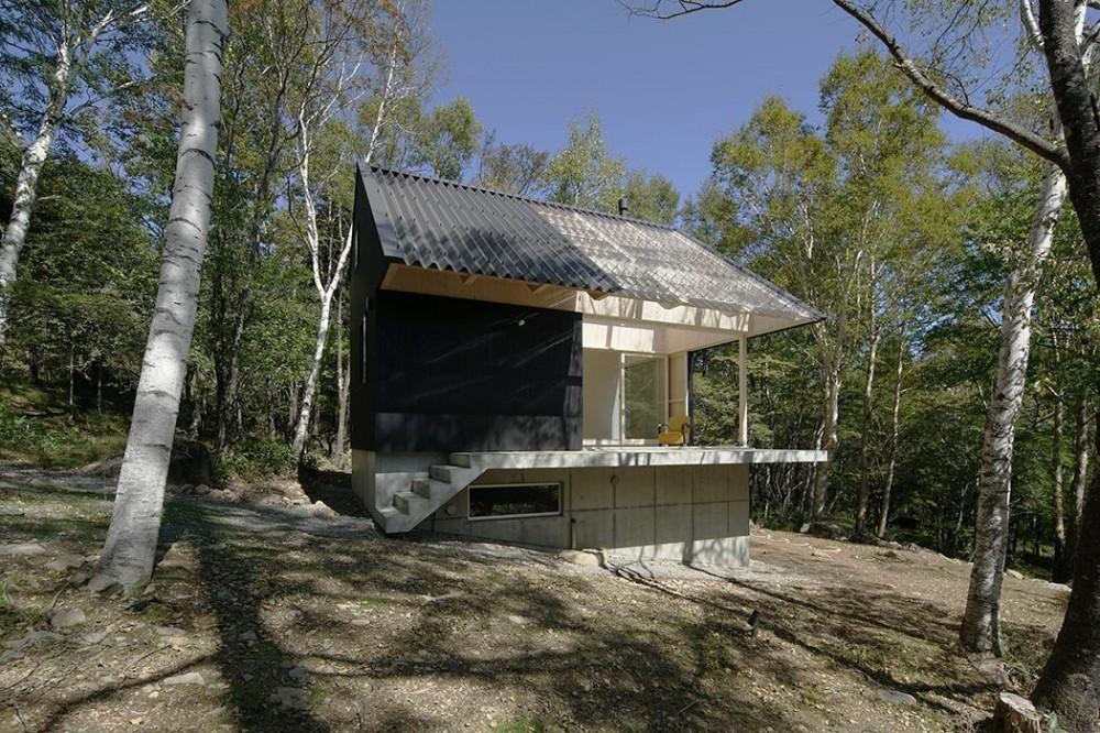 森の山荘 (外観)
