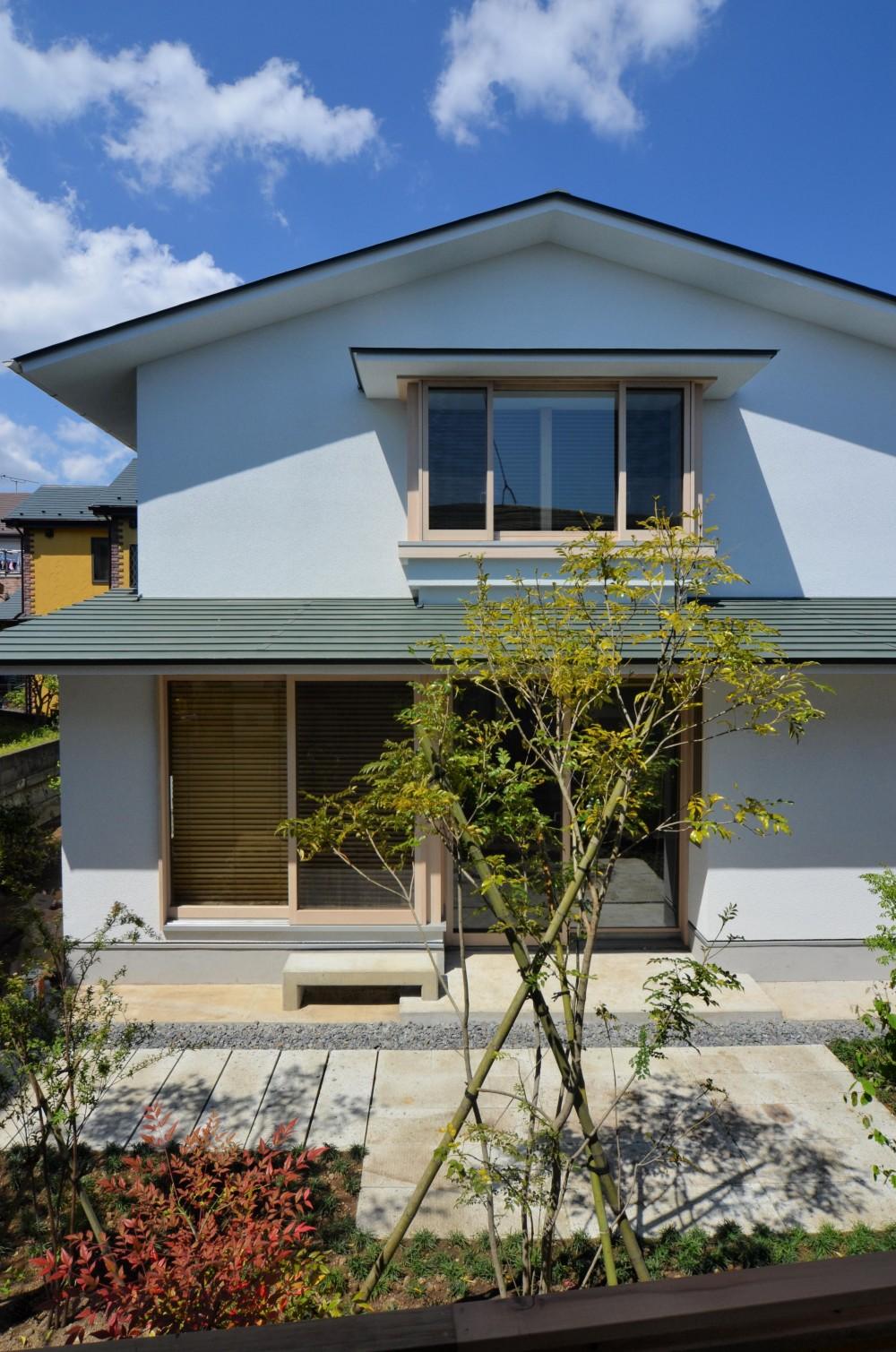 南戸塚の住居 / House in Minamitotsuka (外観)